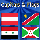 Capital & Flag Quiz