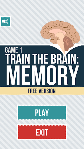 Train the Brain:Memory FREE