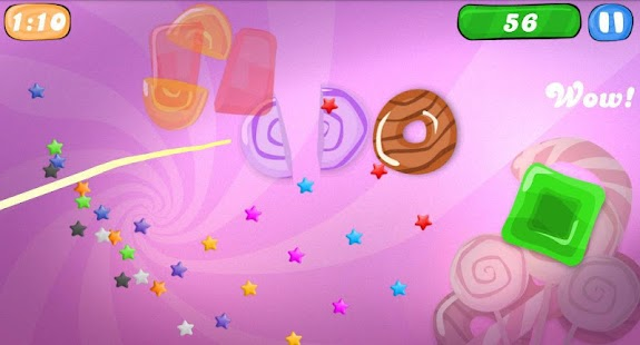 Candy Ninja- screenshot thumbnail