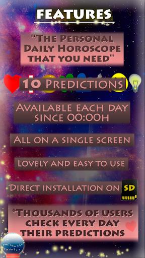 【免費生活App】個人每日星座運勢-APP點子