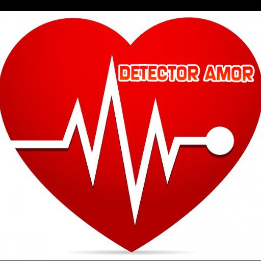 Detector amor enamorados broma LOGO-APP點子