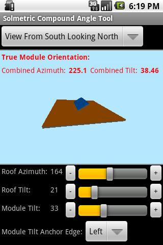 Compound Angle Tool - screenshot