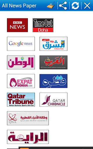 All Qatar News Paper