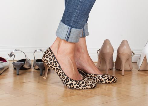 3 inch heel