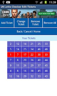 UK Lotto Checker- screenshot thumbnail