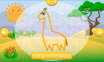 Screenshot of Funny Dots for babies Free
