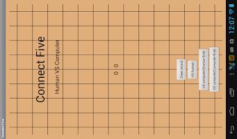 Screenshot of ConnectFive