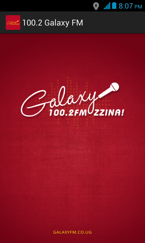 100.2 Galaxy FM- screenshot