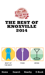 Best of Knoxville - screenshot thumbnail