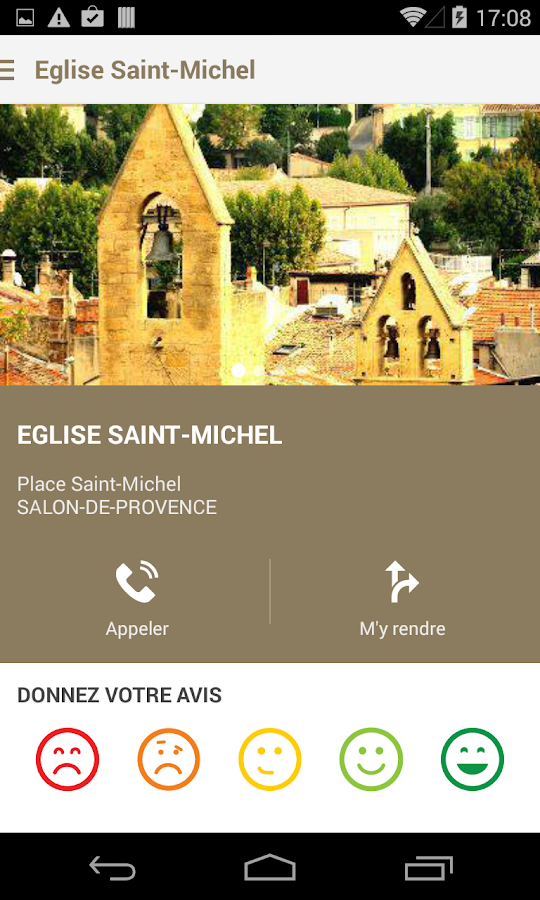 Salon de provence tour android apps on google play - Allocine salon de provence les arcades ...