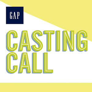 Gap Casting Call Icon