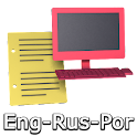 Eng-Rus-Por Offline Translator icon
