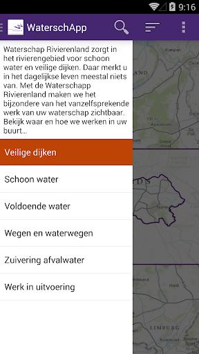WaterschApp Rivierenland