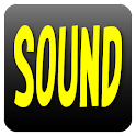 Sound effects reproduction icon
