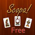 Scopa! Free icon