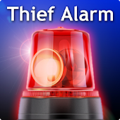 Mobile thief alarm – test it