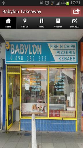 Babylon Takeaway