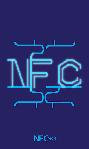 NFCredit - 신용카드를 사용한 NFC 리더기