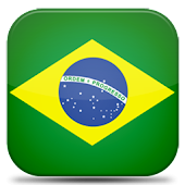 Brazil 3D Flag Live Wallpaper