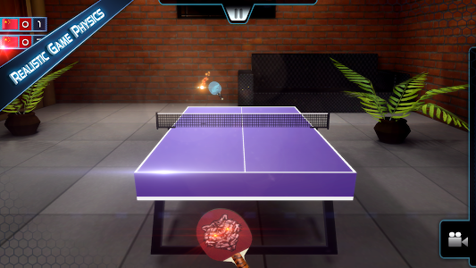 Table Tennis 3D Live Ping Pong v1.1.9