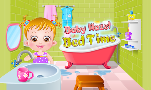 Baby Hazel Bed Time- screenshot thumbnail