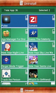 App Manager For  Droid - screenshot thumbnail