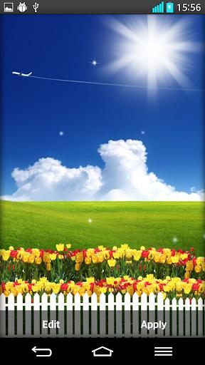 【免費個人化App】陽光燦爛的日子的動態壁紙-APP點子