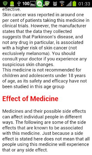 【免費醫療App】Prescription Drugs Handbook-APP點子