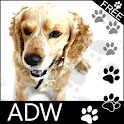 Cute Dog Theme for ADW