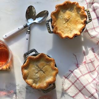 Schmaltz Pie Crust