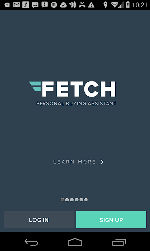 Fetch: Your Buying Assistant