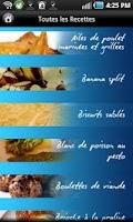 Screenshot of iCuisine Les petits chefs