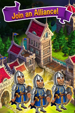 CastleVille Legends- screenshot