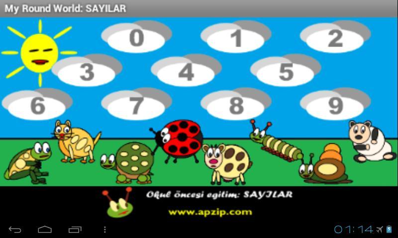 Okul Öncesi Eğitim: Sayılar - screenshot