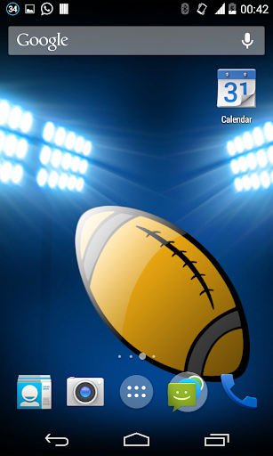 Pittsburgh Football LWP