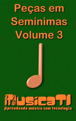 Peças em Semínimas Volume 3