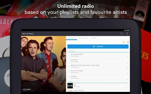 Deezer Music Screenshot 18