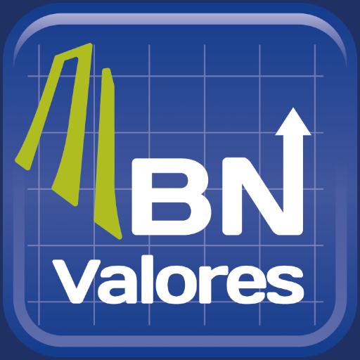 BN Valores Ticker 財經 App LOGO-硬是要APP