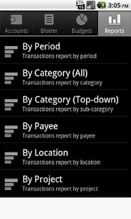 Financisto - Expense Manager - screenshot thumbnail