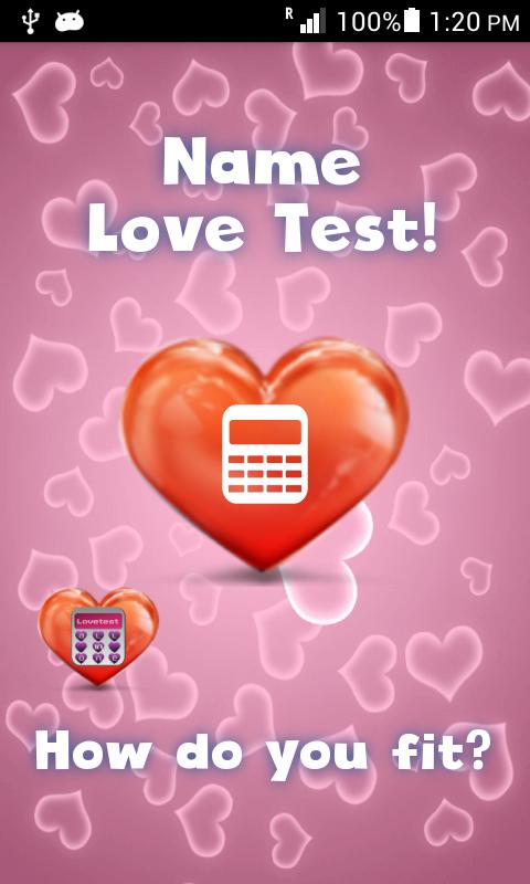 Namen Love Test