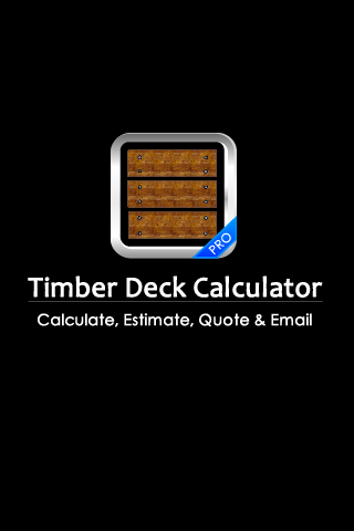Decking Calculator PRO