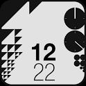 Bauhaus Clock icon