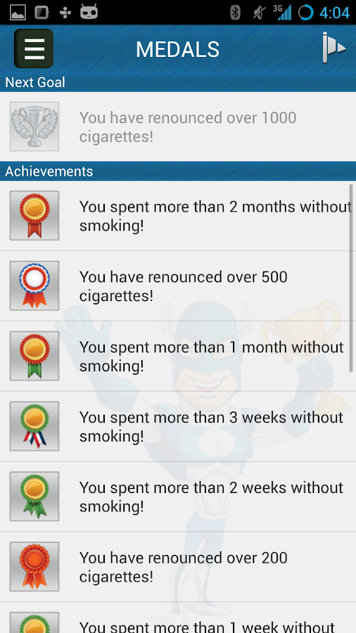 Stop Smoking - screenshot