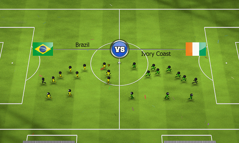 Stickman Soccer 2014 screenshot #13