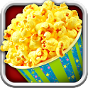 Popcorn Maker-Cooking game logo