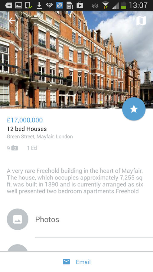 OnTheMarket Property Search- screenshot