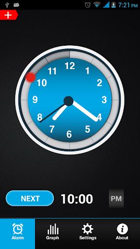 Sleep Analyzer-Alarm Clock