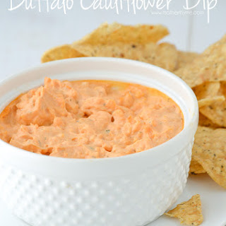 Buffalo Cauliflower Dip Recipe