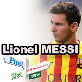 Lionel Messi Find Differences