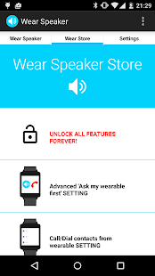 Wear Speaker - screenshot thumbnail